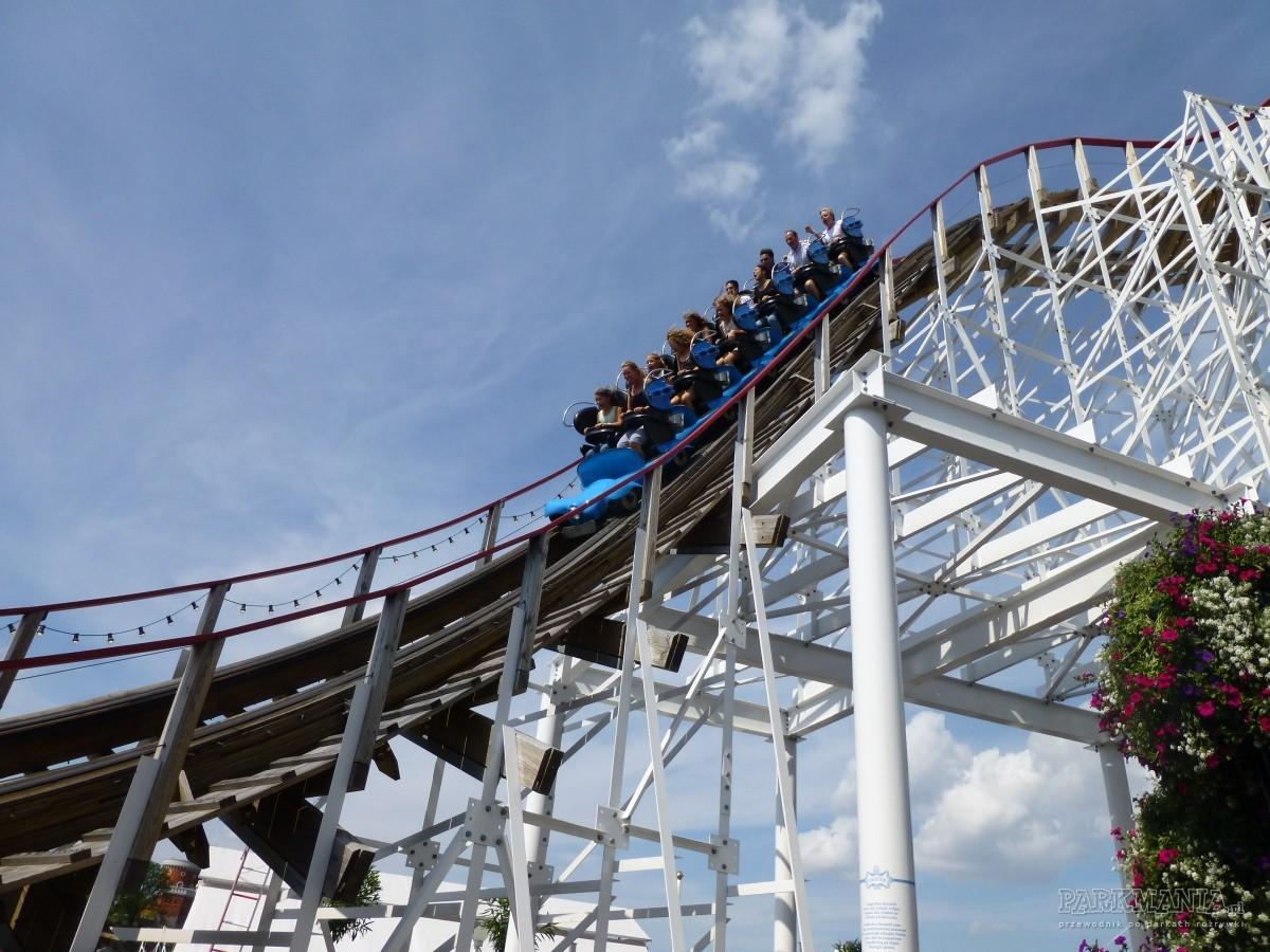 Zdrowotne zalety jazdy na roller coasterze. Zaskoczony? Koniecznie przeczytaj artykuł!