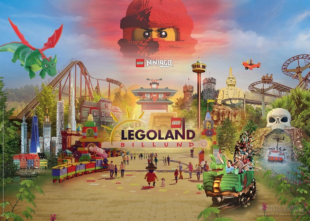 Parki Legoland na świecie. Ile ich właściwie jest i co w nich znajdziemy?