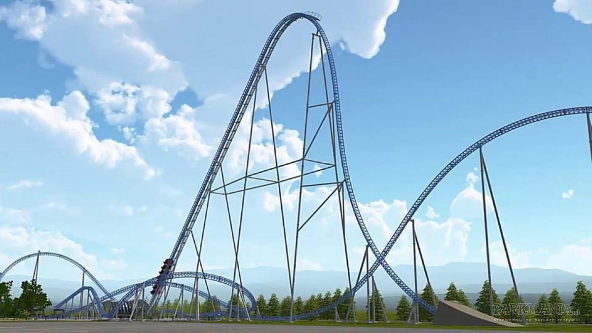 Jeden z najszybszych i najwyższych roller coasterów w Europie powstanie w Energylandii