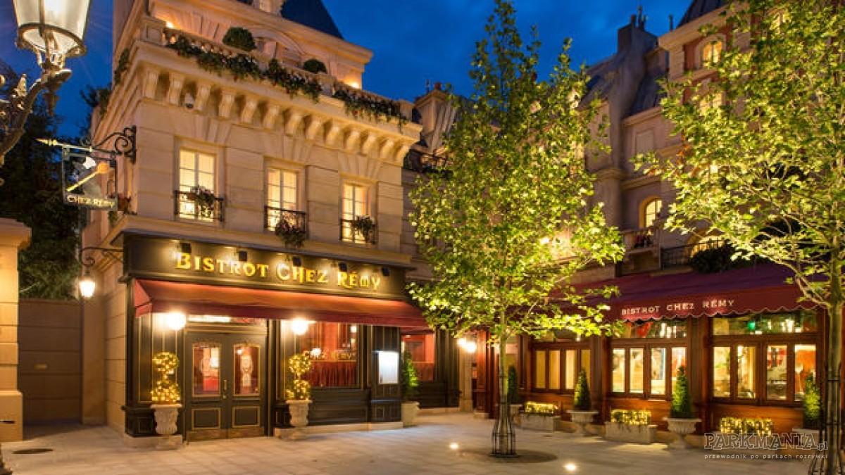 Posiłki w Disneylandzie. Przykładowe ceny pakietów hotelowych.