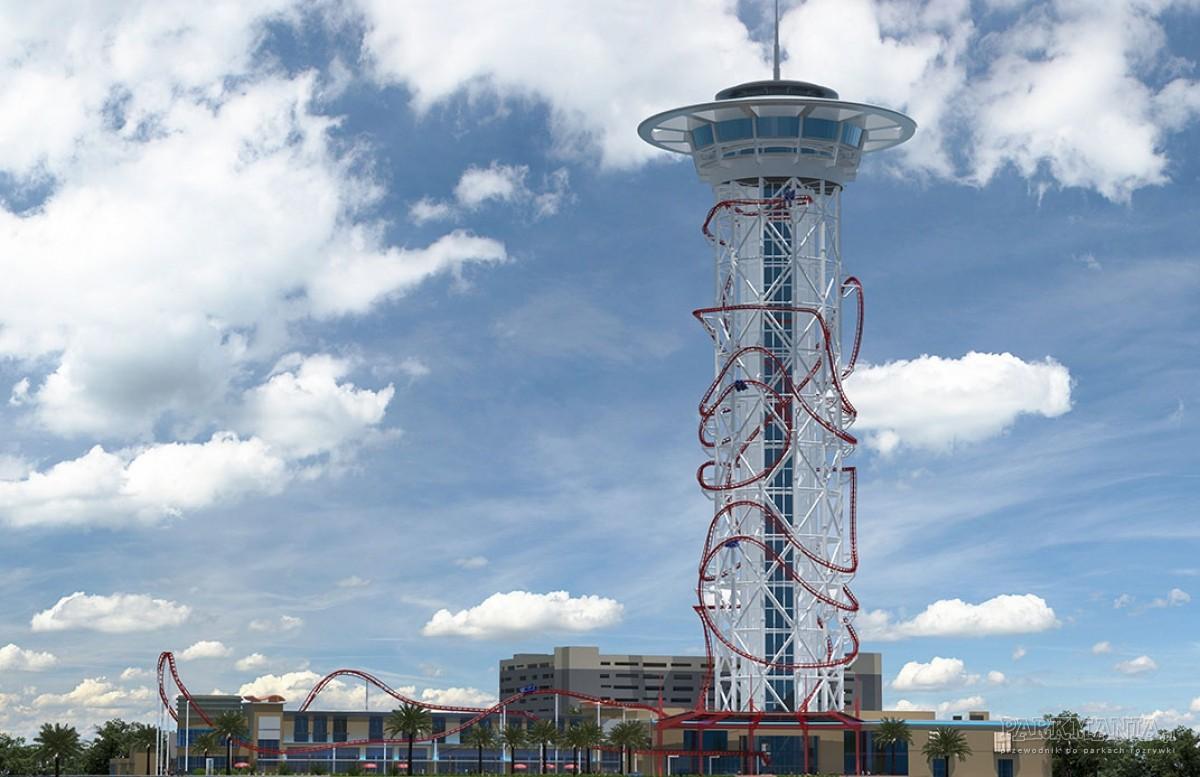 W 2019 r. Orlando będzie mogło poszczycić się najwyższym roller coasterem na świecie!