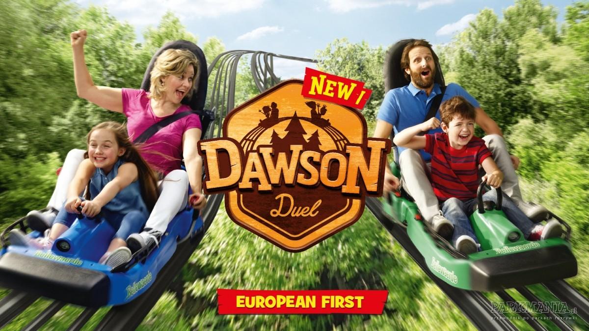 Nowości w europejskich parkach rozrywki w sezonie 2017