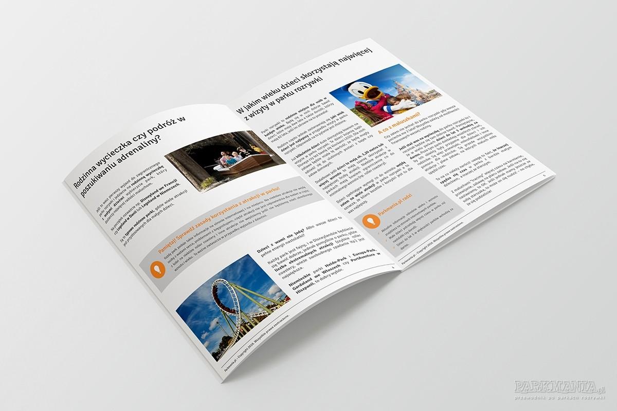 [E-BOOK] Jak najlepiej zaplanować wizytę w zagranicznym parku rozrywki