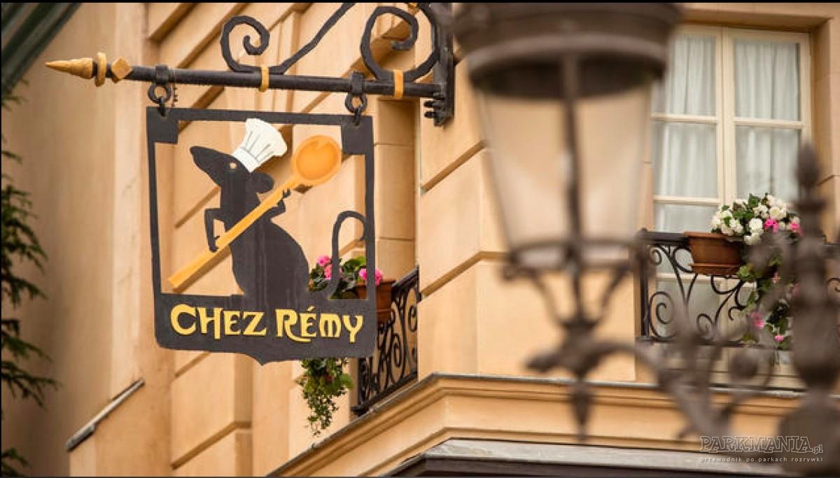 Restauracje w Disneylandzie (kategoria €€) – restauracje średniej kategorii cenowej w Disneyland Park, Walt Disney Studios i Disney Village