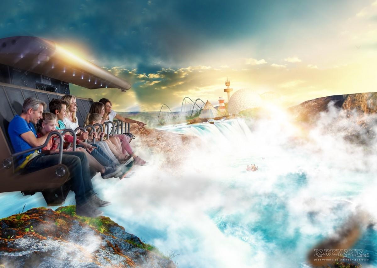 Europa-Park otwiera w tym roku kolejną niesamowitą atrakcję - Volentarium