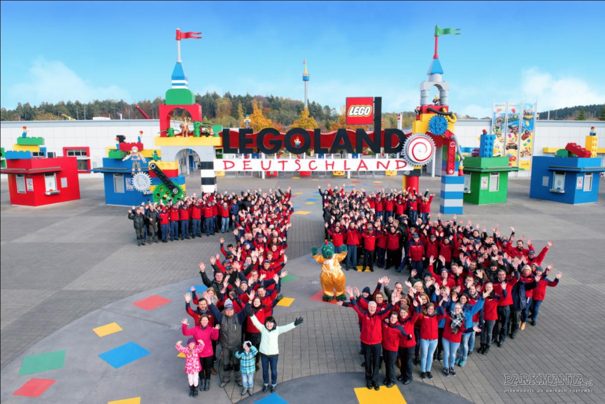 Legoland w Günzburg ma już 15 lat. Z tej okazji przygotowano specjalne atrakcje.