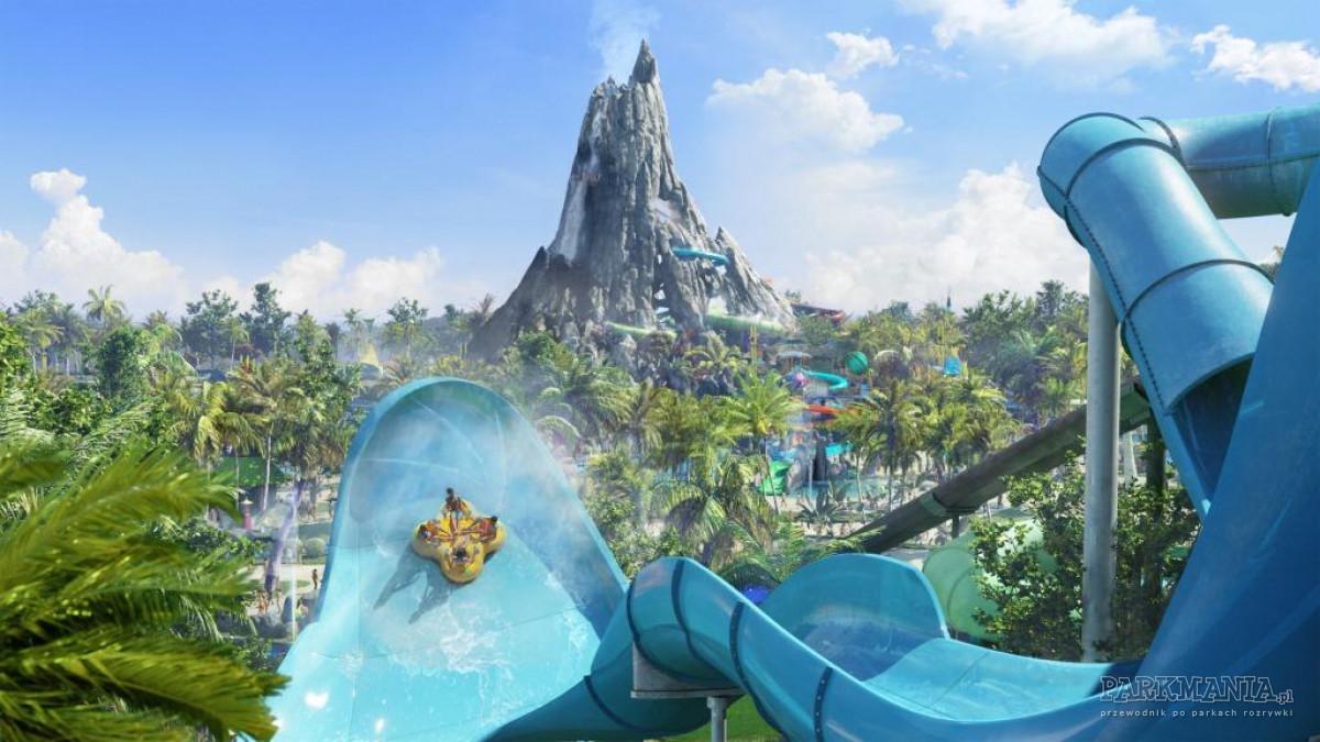Universal Resort na Florydzie powiększył się niedawno o kolejny park rozrywki.