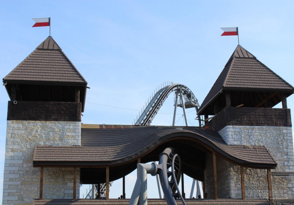 Zbliża się wielkie otwarcie Lech Coastera w Legendii. Wybierasz się na przejażdżkę?