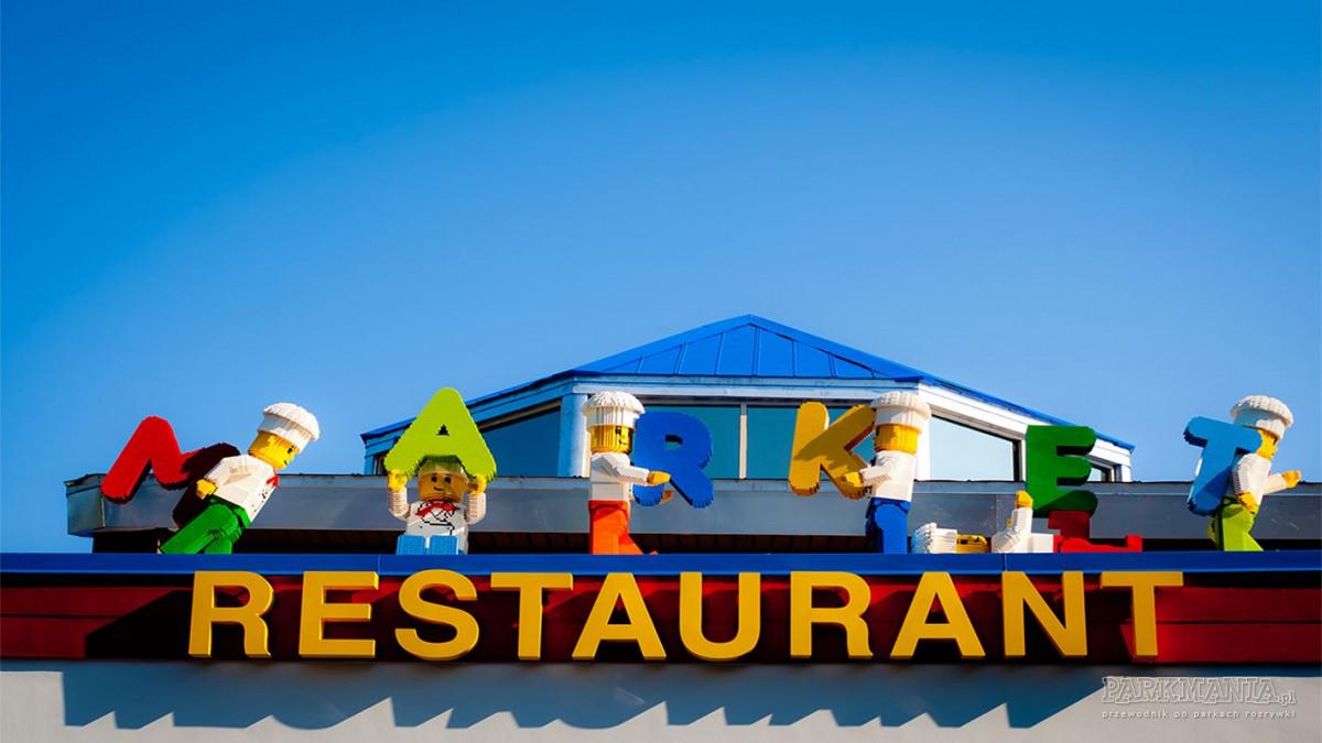 Restauracje w duńskim Legolandzie – sprawdzamy gdzie i za ile zjemy