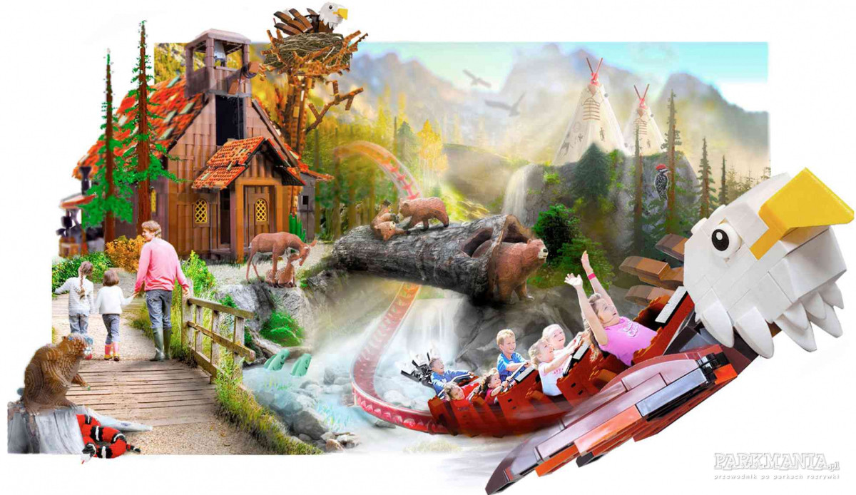 Czy uwierzysz, że Legoland w Billund ma już pół wieku?