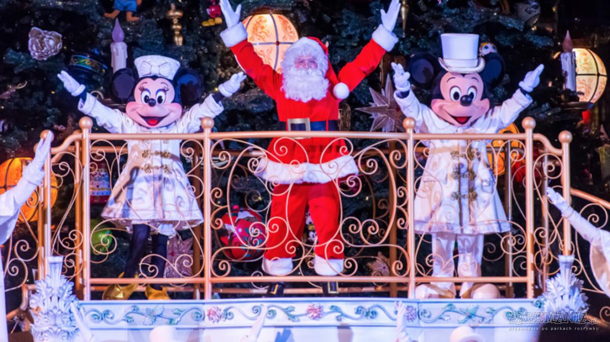 Zobacz jakie atrakcje przygotował Disneyland na tegoroczne Święta