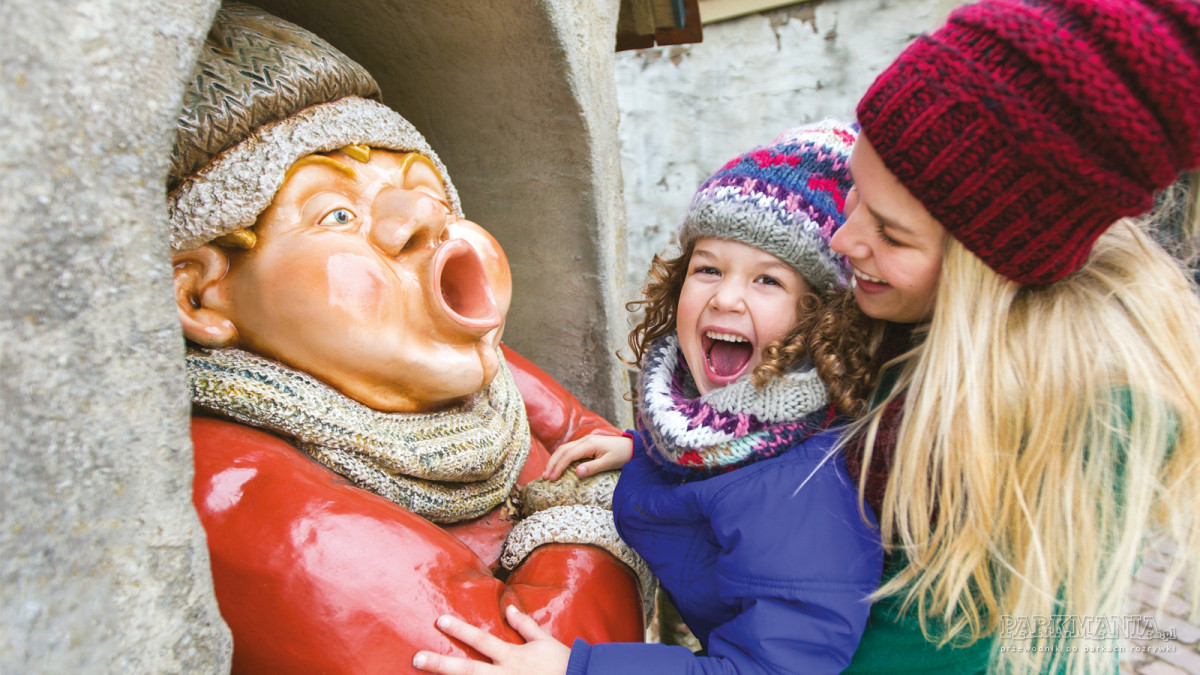 Na zimę w Efteling warto czekać cały rok