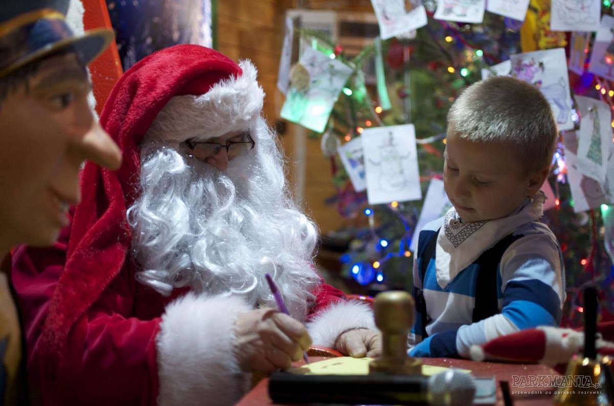 Twoje dziecko nie może doczekać się Świąt? Zabierz je do wioski Świętego Mikołaja!