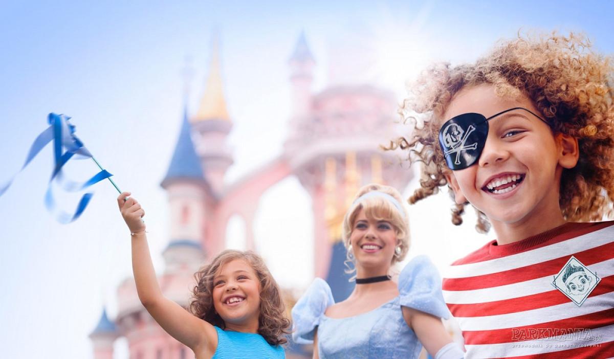 [WIDEO] Nowość w Disneylandzie: Festiwal piratów i księżniczek