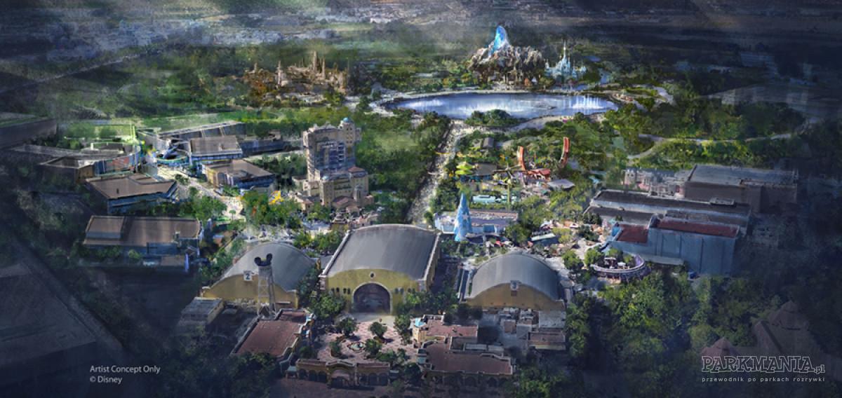 [NOWOŚĆ] W paryskim Disneylandzie powstaną Marvel Land, Frozen Land i Star Wars Land