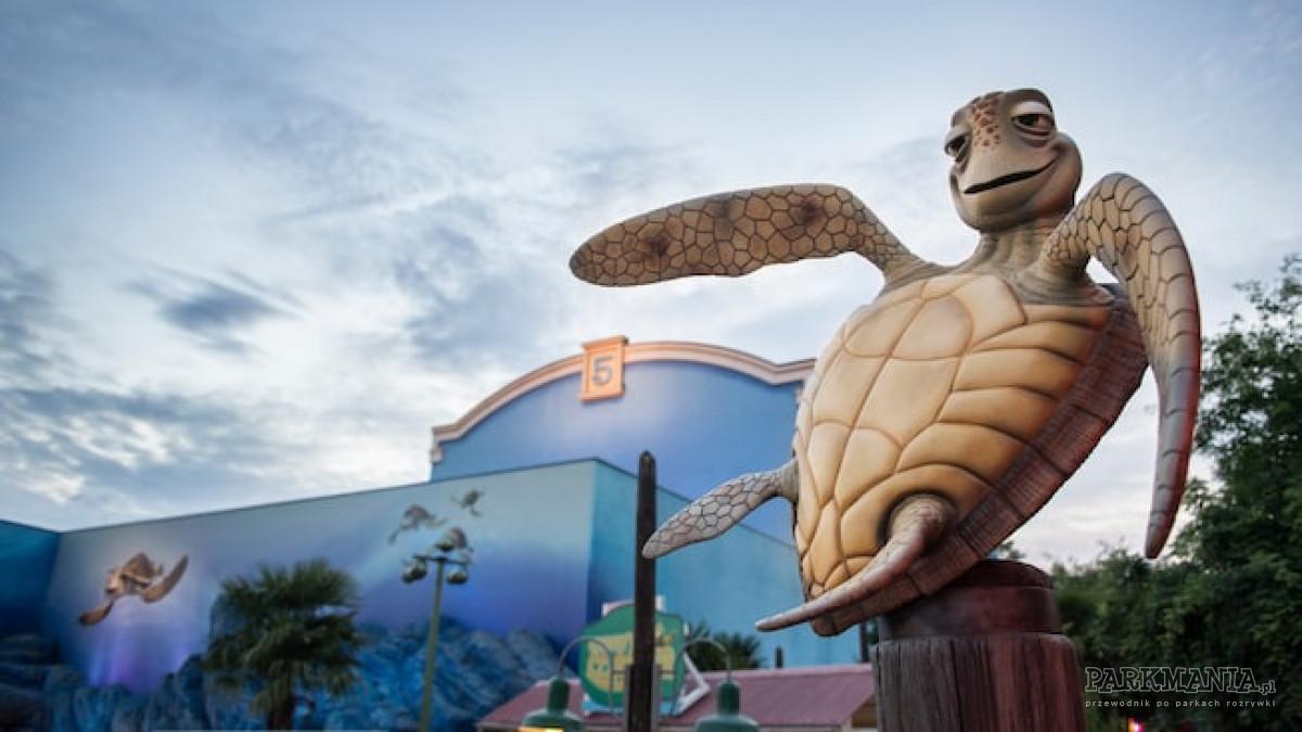 Czy w Walt Disney Studios Park istnieją ograniczenia wzrostu?