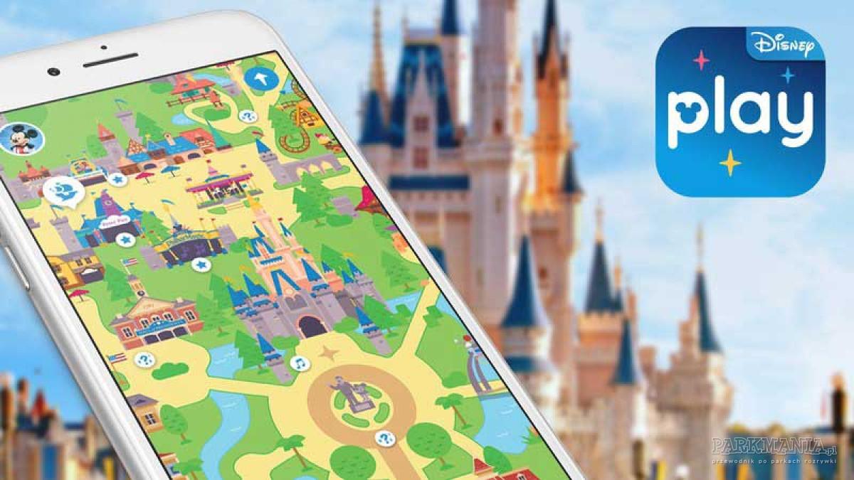 Nowa aplikacja uprzyjemni gościom czekanie w kolejkach w Disneylandzie! Play Disney Parks dostępne w Kalifornii i na Florydzie