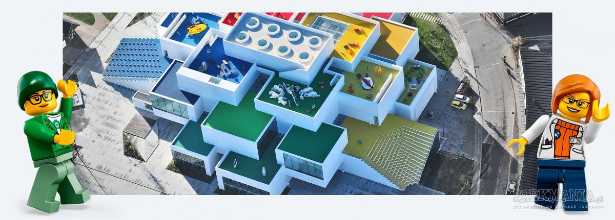 Jedziesz do duńskiego Legolandu? Odwiedź LEGO® House - zanurz się w najnowszej krainie klocków LEGO®!