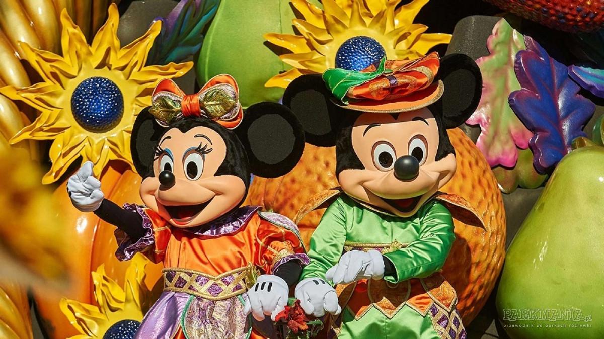 Jak nie kochać jesieni i zimy w Disneylandzie! Zobacz, jakie atrakcje czekają na gości w tym roku