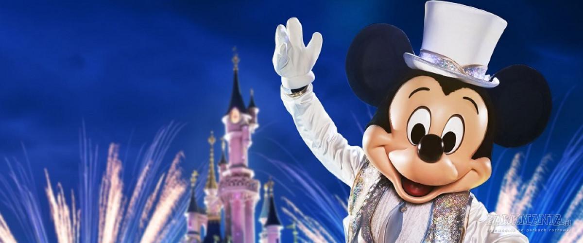 Mickey ma już 90 lat! Disneyland hucznie świętuje urodziny Myszki