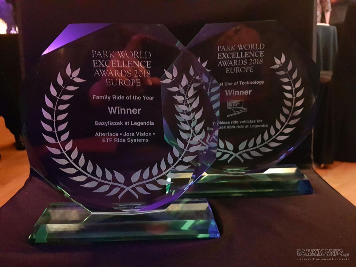 Park World Excellence Awards: wśród laureatów pojawił się czarny koń, są nim polskie parki rozrywki!