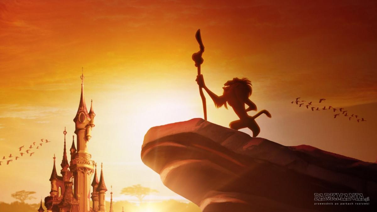 """The Lion King & Jungle Festival w Disneylandzie. Moc atrakcji w związku z premierą nowego """"Króla Lwa"""""""