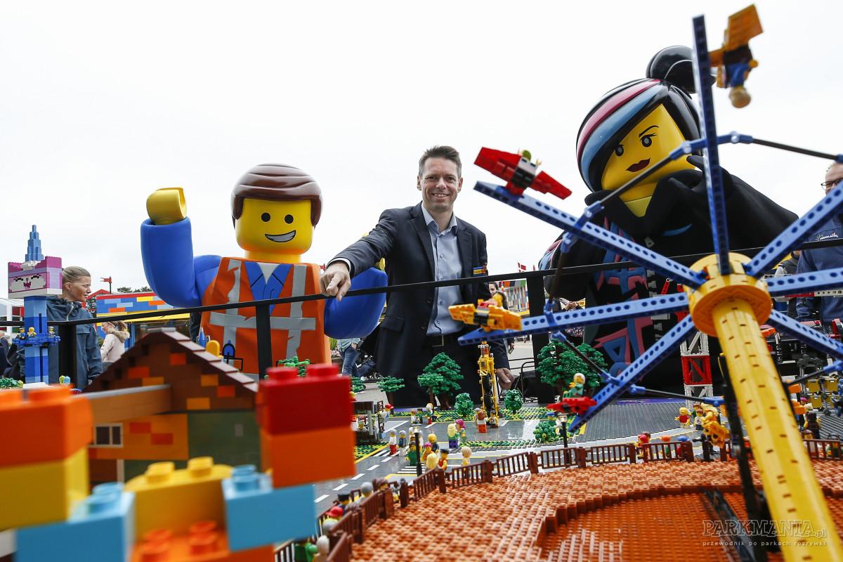 Będzie nowa kraina tematyczna w Legolandzie w Billund!