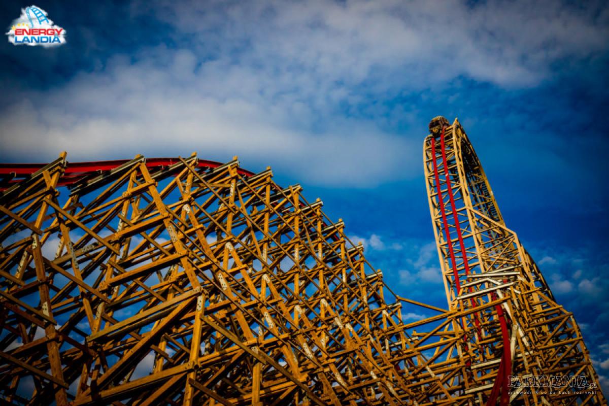 [WIDEO] Zadra - nowy roller coaster w Energylandii już otwarty!