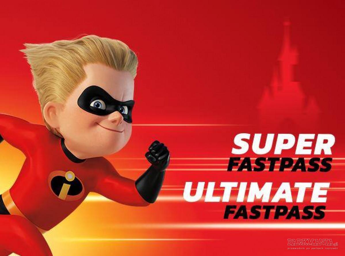 Co to jest SUPER & ULTIMATE FASTPASS®? Czym różni się od darmowego FASPASS®?