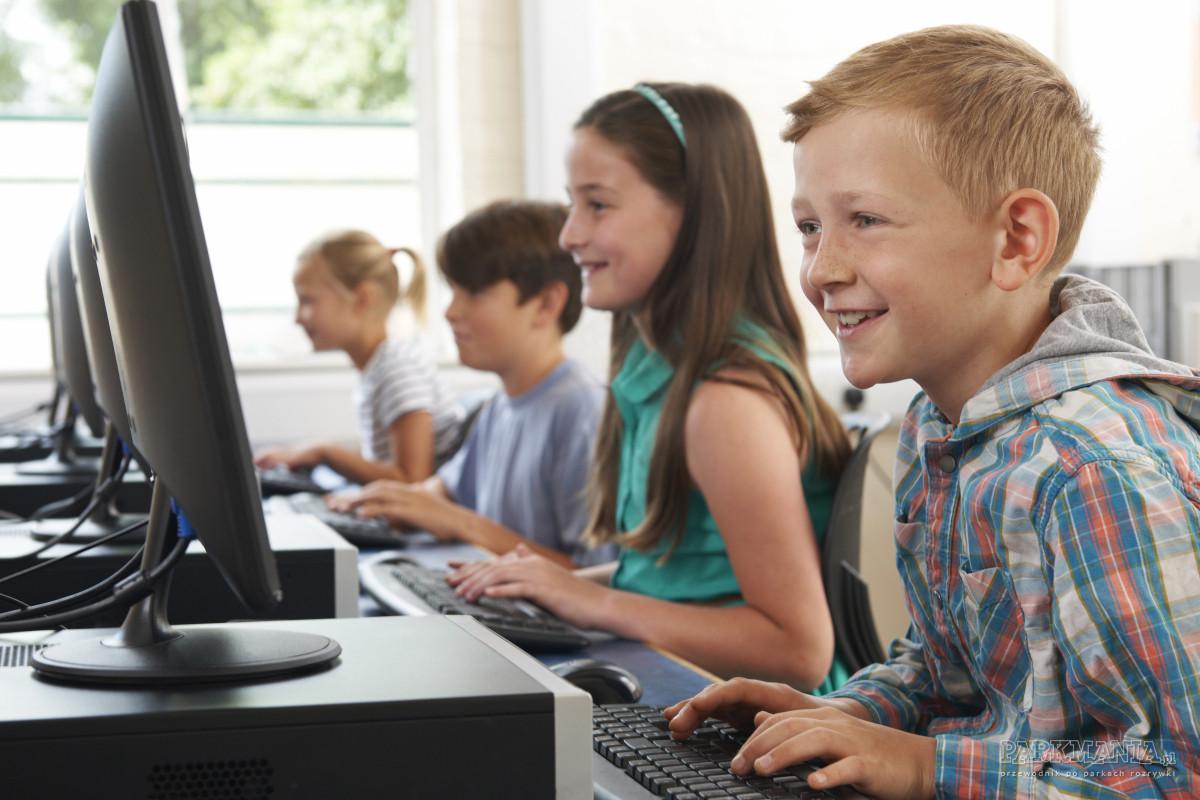 Przejmij kontrolę nad robotami czyli nauka programowania dla dzieci z LEGO®