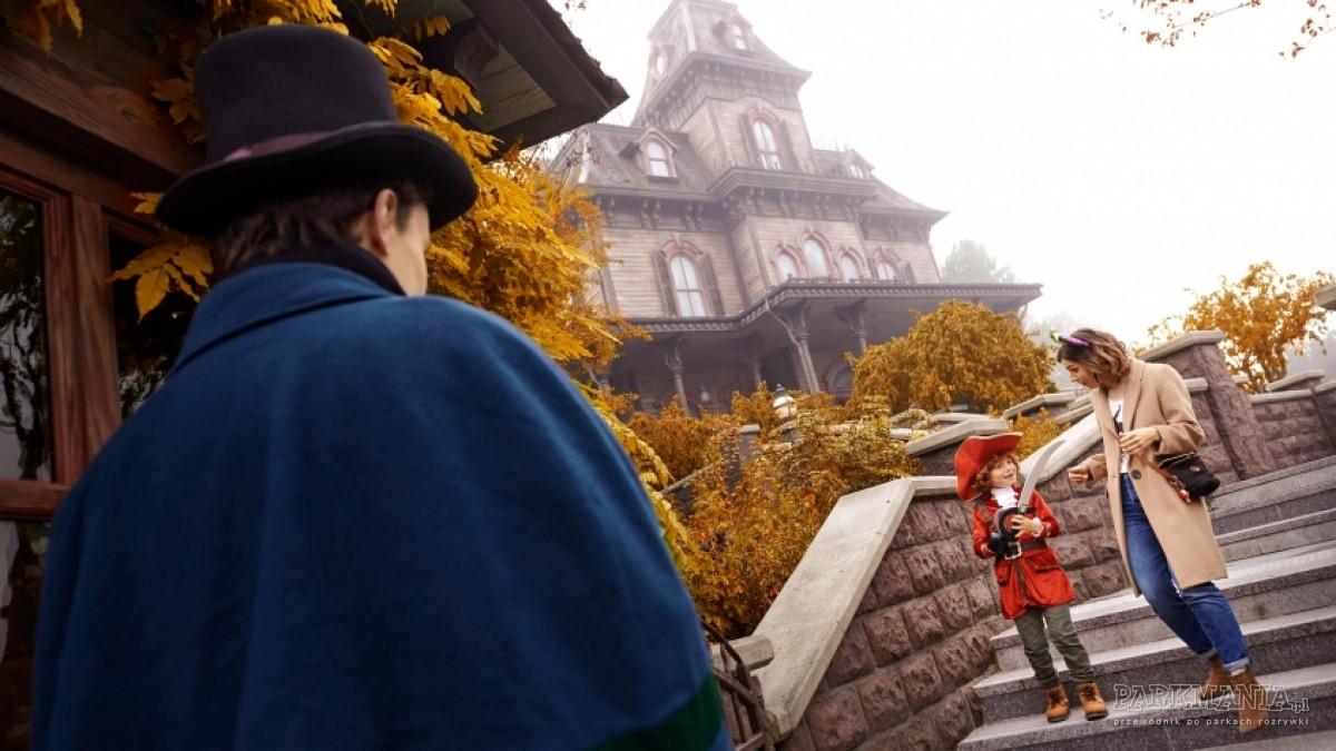 Koniec 2020 roku w Disneylandzie. Czego spodziewać się w parku jesienią i zimą?