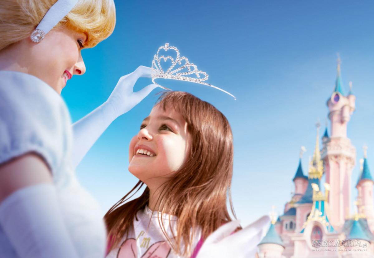 Disneyland Paris przesunął ponowne otwarcie parku na wiosnę
