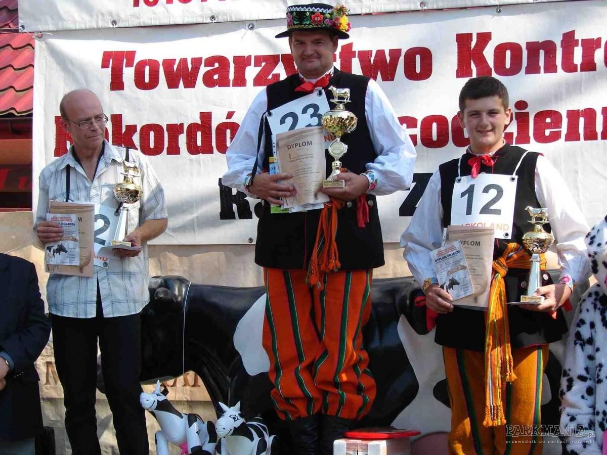 Aktualizacja: XI Mistrzostwa Polski w dojeniu sztucznej krowy