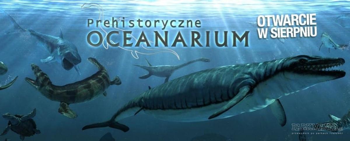 Obok JuraParku w Bałtowie powstaje Oceanarium Prehistoryczne