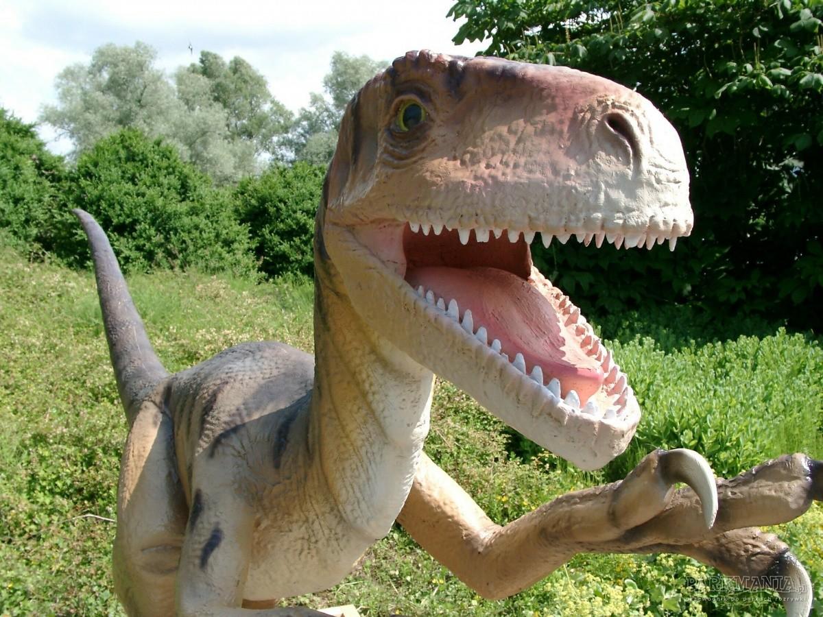 Inwazja dinozaurów!
