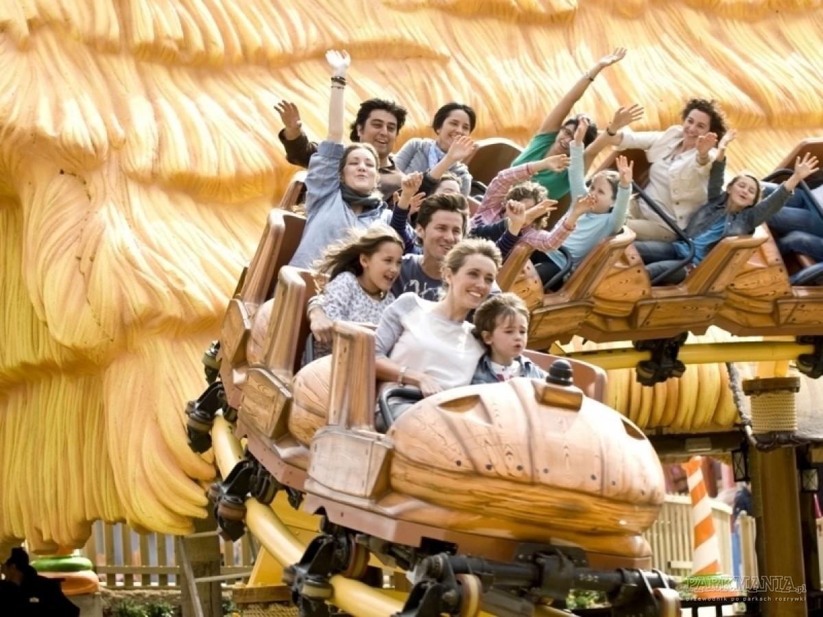 TOP 10: Najchętniej odwiedzane parki rozrywki w Europie
