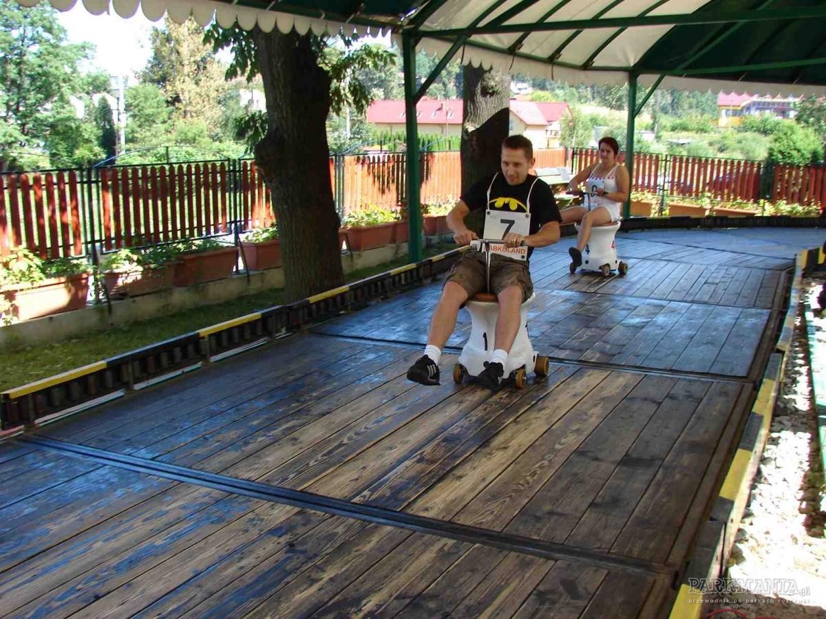 Aktualizacja: Rabkoland organizuje Mistrzostwa Polski w Jeździe na muszlach klozetowych