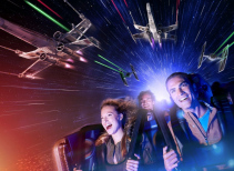 Star Wars Hyperspace Mountain: Rebel Mission