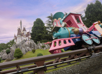 Casey Jr, le Petit Train du Cirque