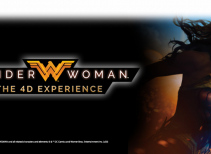 WONDER WOMAN THE 4D EXPERIENCE