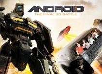 Android: The final 3D battle