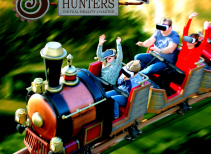Steampunk Hunters - Western Express