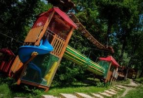 Mini Park Linowy Zoolandia - Chorzów rabat