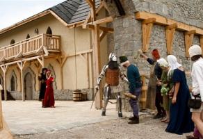 Średniowieczna Warownia rabat