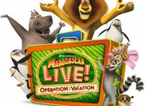 Madagascar Live! Operation: Vacation