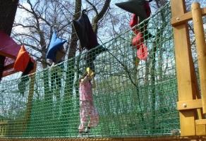 Mini Park Linowy Zoolandia - Zamość rabat