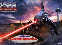 Mass Effect: New Earth, A 4D Holographic Journey