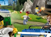 LEGO® CITY: Forest Ranger Pursuit