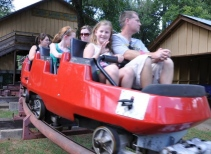 Mini Mine Train