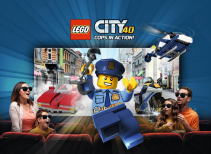 LEGO® City 4D – Cops in Action!
